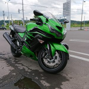 バイクに乗る楽しさを考えてみる