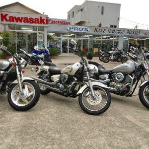 ★かっこいいアメリカンバイク!!★