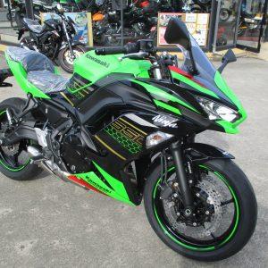 Kawasaki Ninja650KRTエディション2020年モデル入荷!