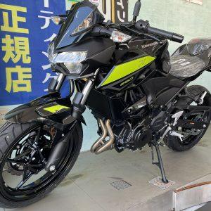 ★NEWカラーKawasaki Z250★